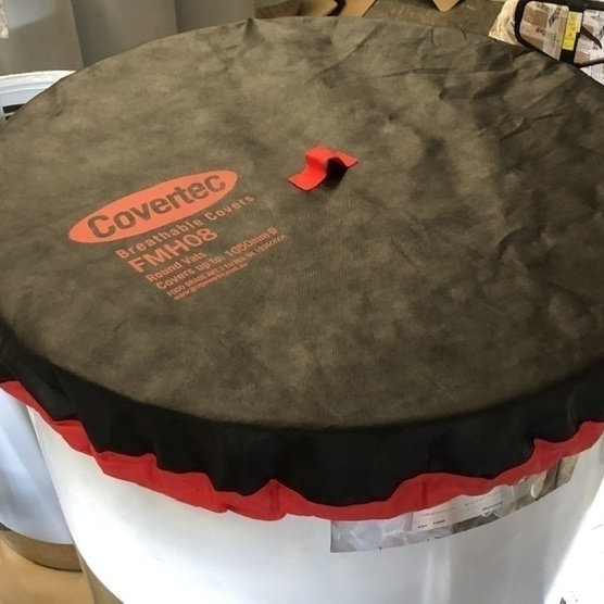 Ferment cover breathableer breathable